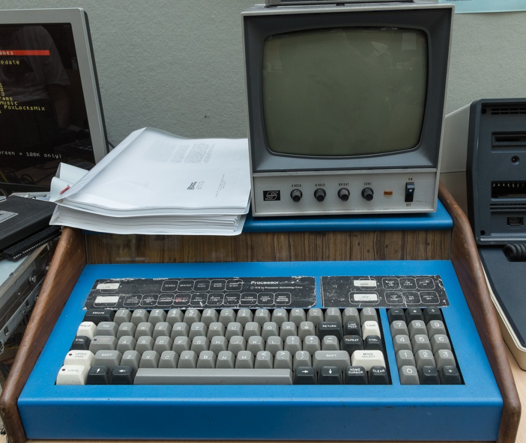 The SOL-20, the computer designed by Lee Felsenstein