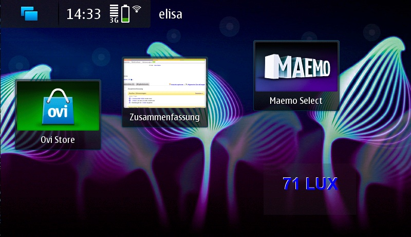 Luxus screenshot